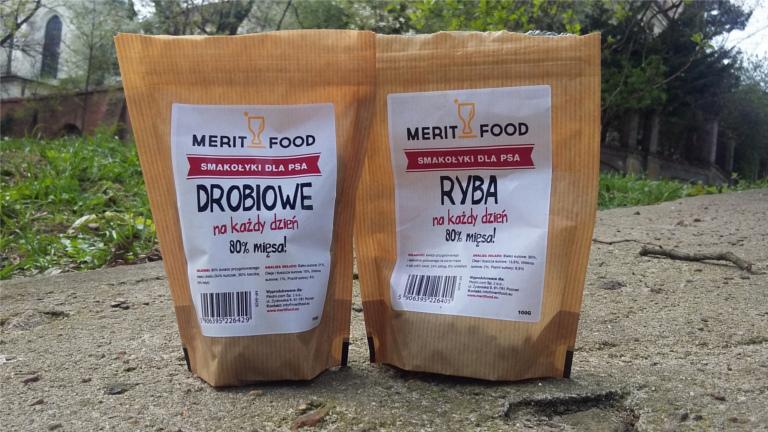 Merit Food NaszeZoo.pl przysmaki smaczki