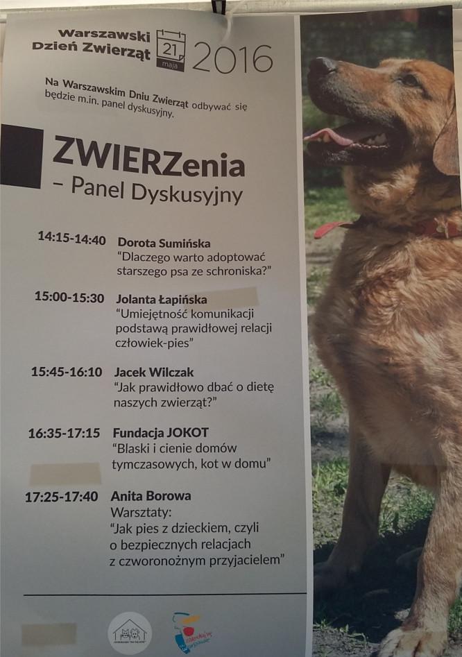 warszawski dzień zwierząt