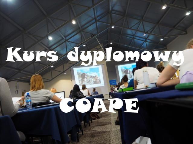 kurs dyplomowy COAPE, pies, psy