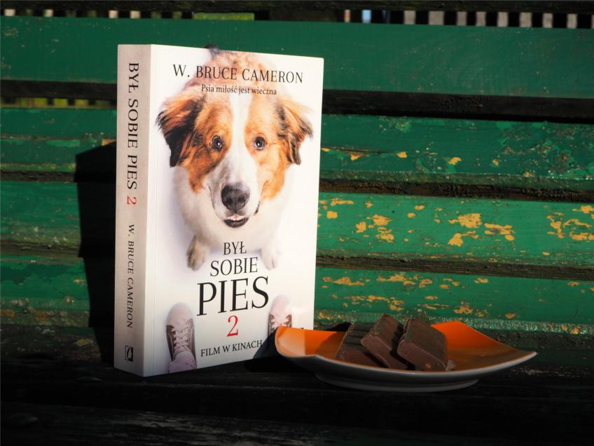 był sobie pies, 2, recenzja, kynoksiążka, recenzja książki